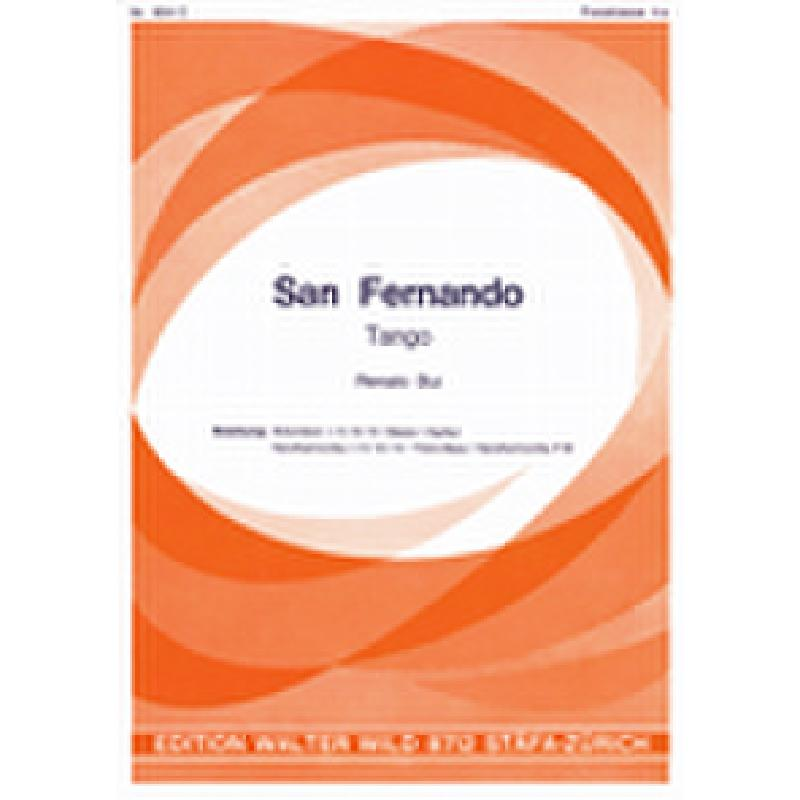 Titelbild für WILD 904C - SAN FERNANDO