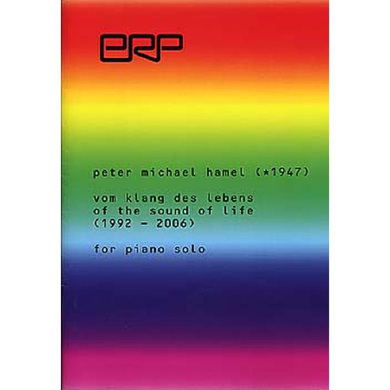 Titelbild für ERP 14-4 - VOM KLANG DES LEBENS (1992-2006)