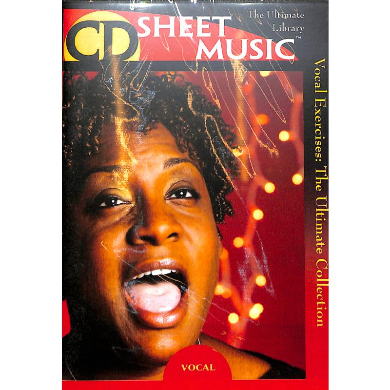 Titelbild für SUBITO 3040-0028 - VOCAL EXERCISES - THE ULTIMATE COLLECTION