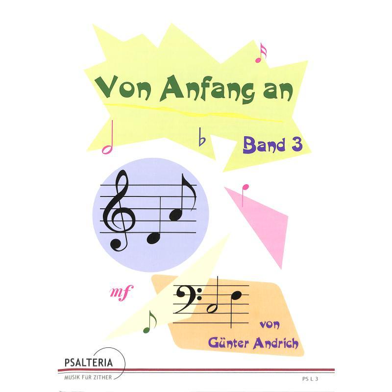 Titelbild für PSALTERIA -L3 - VON ANFANG AN 3