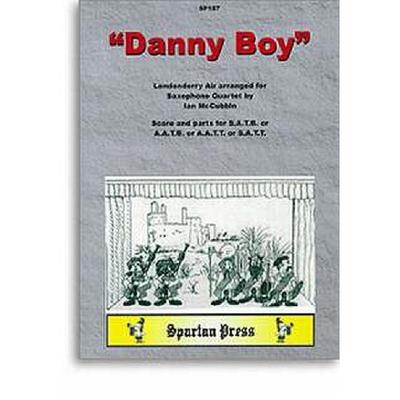 Titelbild für SPARTAN 187 - DANNY BOY