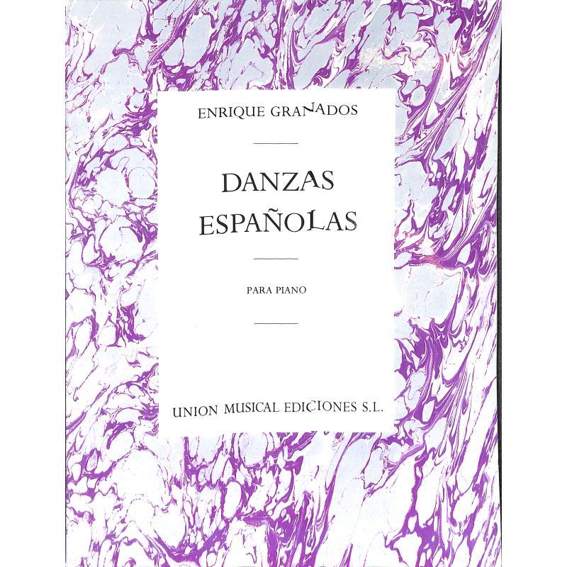 Titelbild für UMP 22456 - DANZAS ESPANOLAS