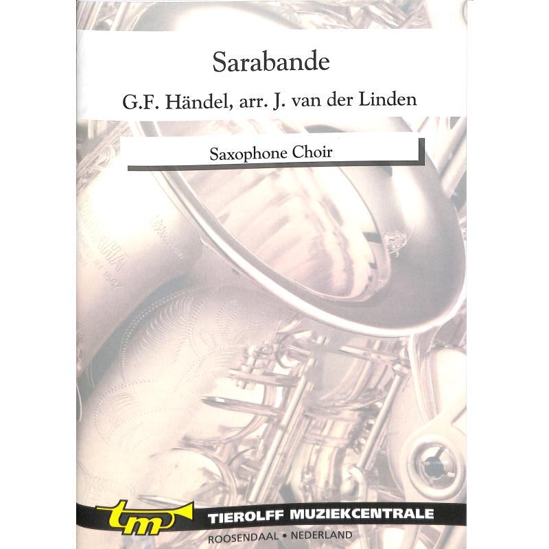 Titelbild für TIEROLFF -S5004 - SARABANDE