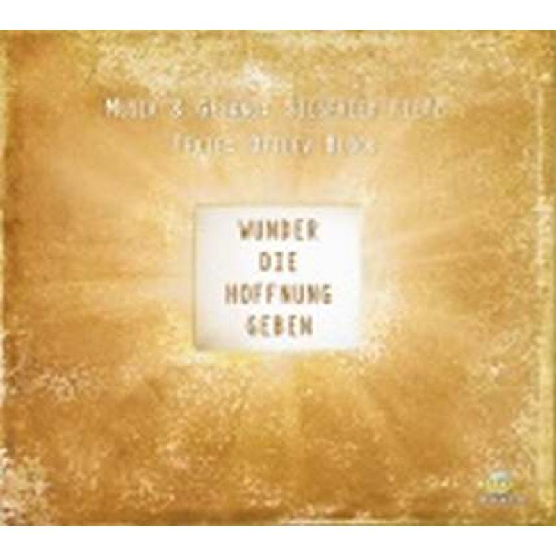 Titelbild für ABAKUS 91-265 - WUNDER DIE HOFFNUNG GEBEN