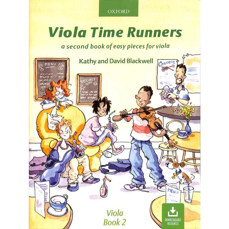 Titelbild für 978-0-19-322118-5 - VIOLA TIME RUNNERS 2