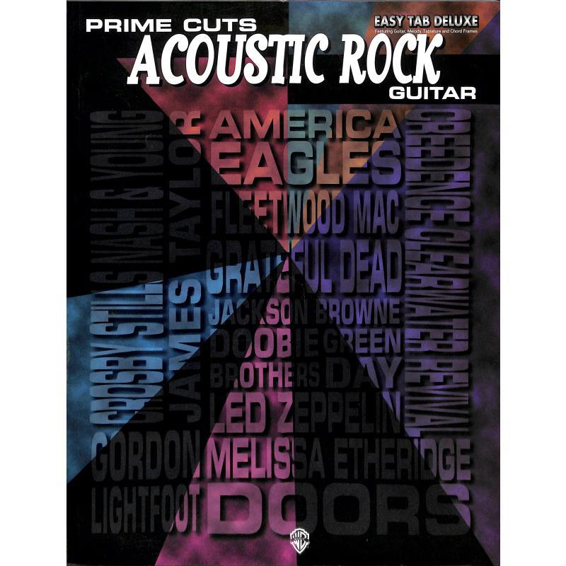 Titelbild für IM 26C - ACOUSTIC ROCK - PRIME CUTS