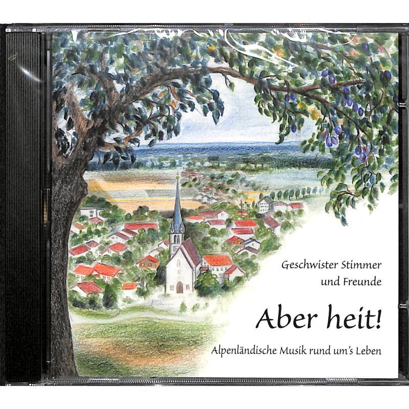 Titelbild für SALZEDER -GS2CD - ABER HEIT - ALPENLAENDISCHE MUSIK RUND UM'S LEBEN