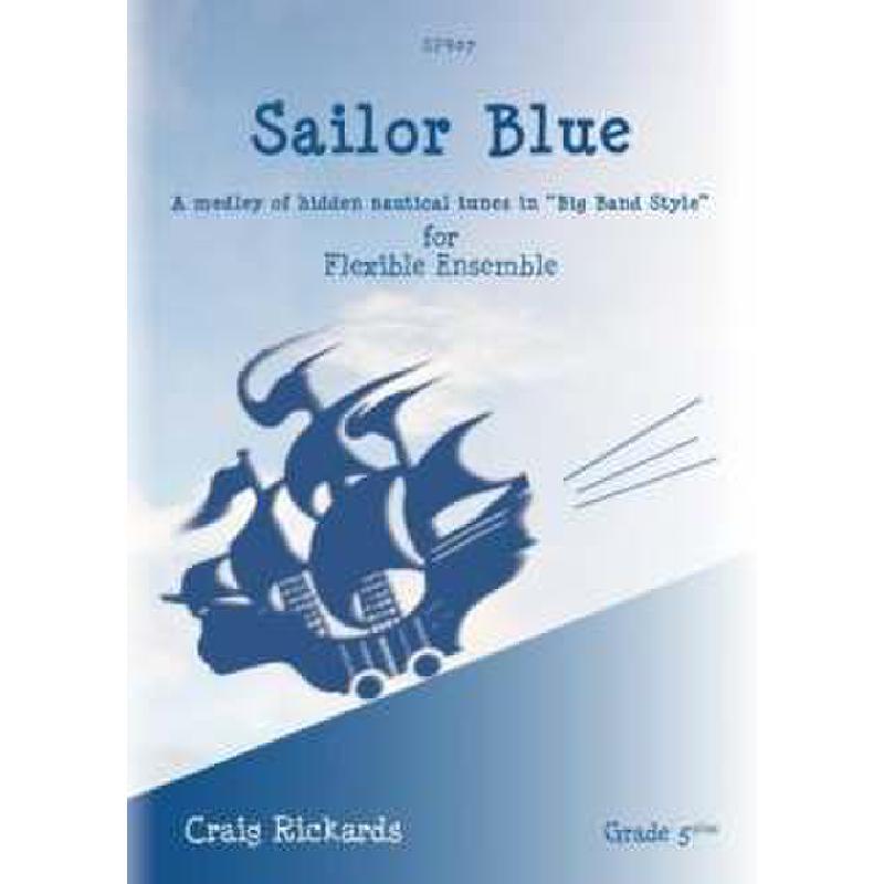 Titelbild für SPARTAN 907 - SAILOR BLUE