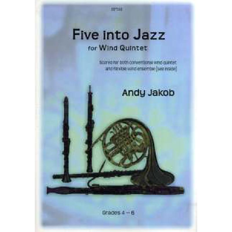 Titelbild für SPARTAN 783 - FIVE INTO JAZZ
