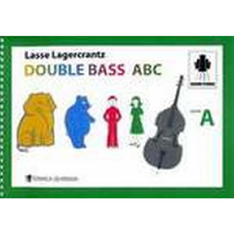 Titelbild für FENNICA 578-6 - DOUBLE BASS ABC BOOK A