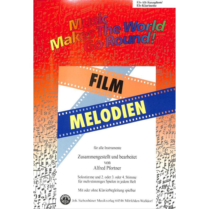 Titelbild für SIEB 21864 - FILM MELODIEN