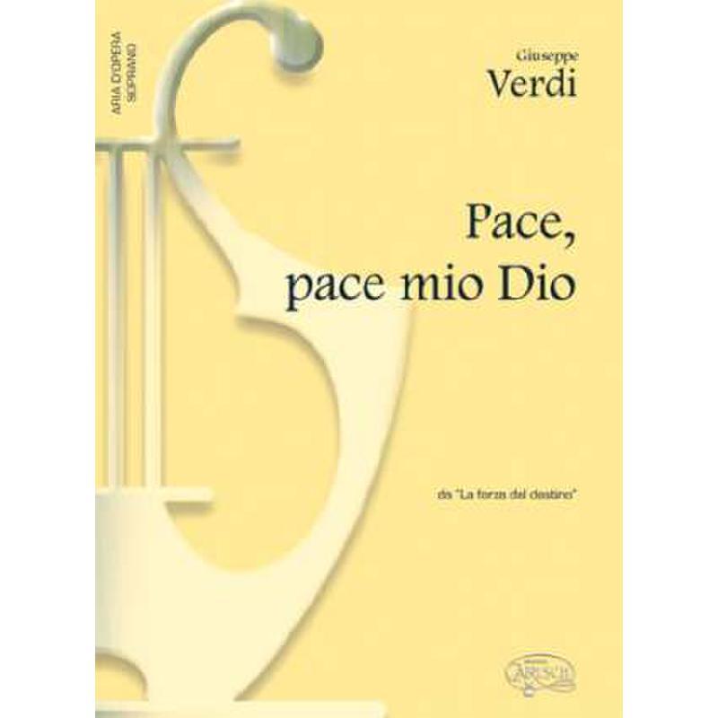 Titelbild für MK 15140 - PACE PACE MIO DIO (LA FORZA DEL DESTINO)