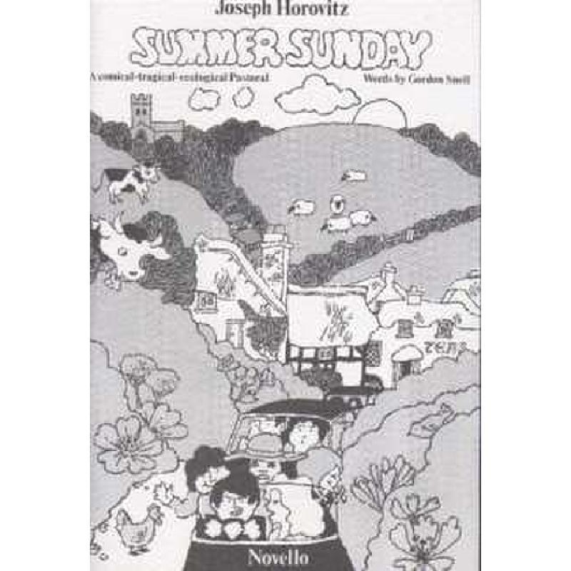 Titelbild für MSNOV 200174 - SUMMER SUNDAY