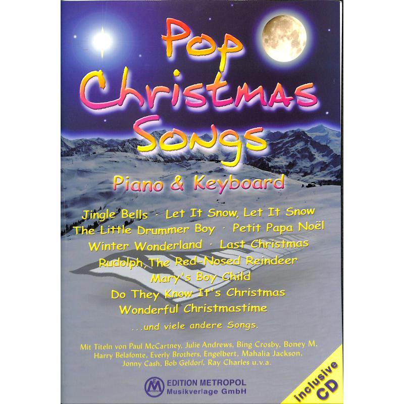 Titelbild für METEMB 911 - POP CHRISTMAS SONGS