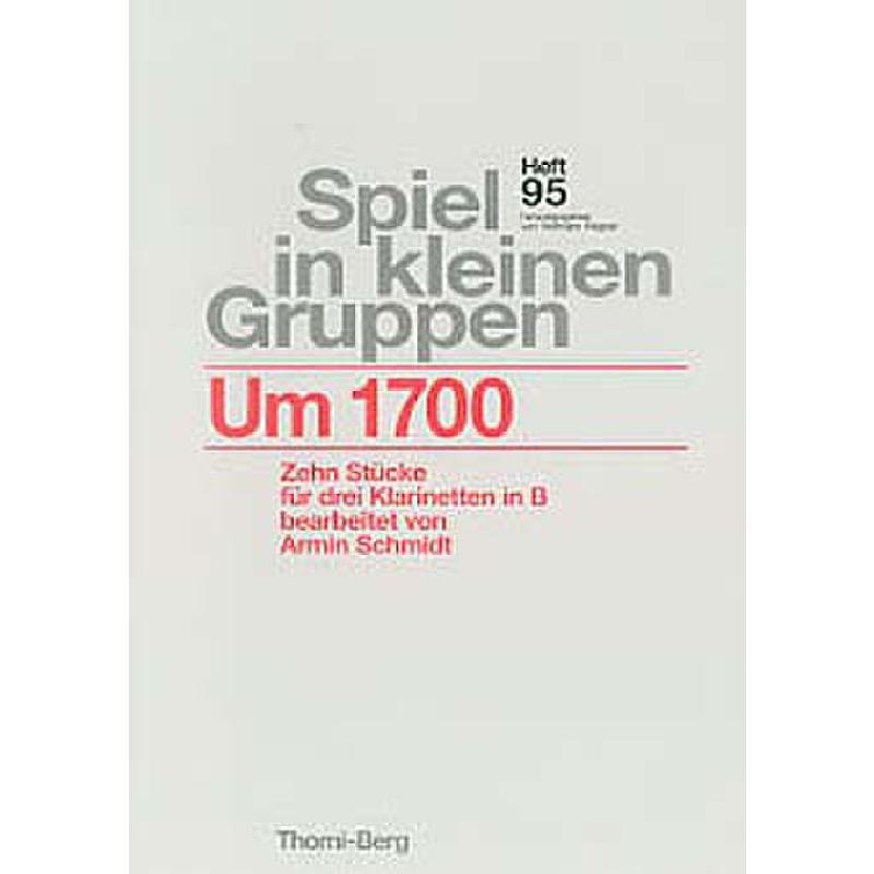 Titelbild für SKG 95 - UM 1700