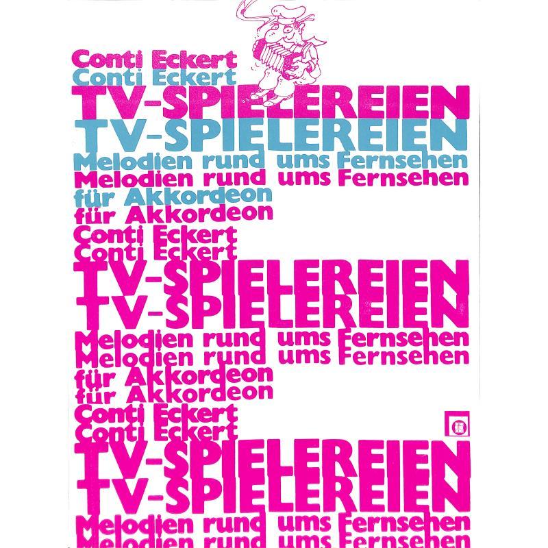 Titelbild für EMZ 2107391 - TV SPIELEREIEN