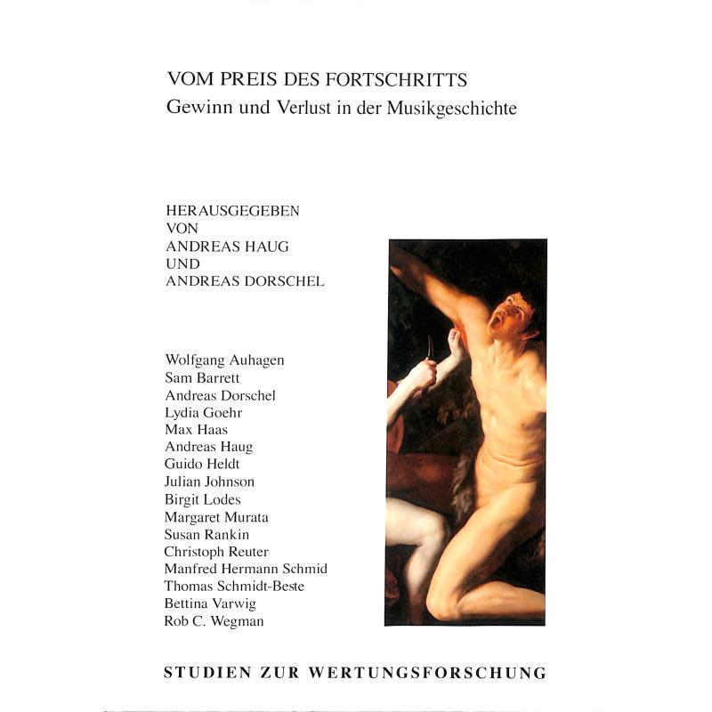 Titelbild für UE 26849 - VOM PREIS DES FORTSCHRITTS