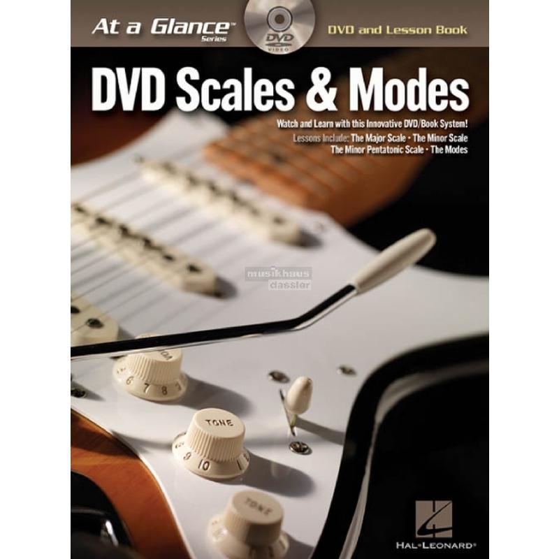 Titelbild für HL 696019 - SCALES + MODES