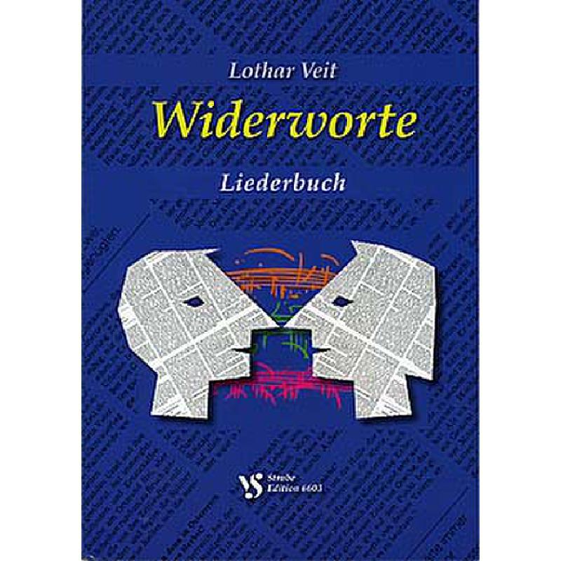 Titelbild für VS 6603 - WIDERWORTE