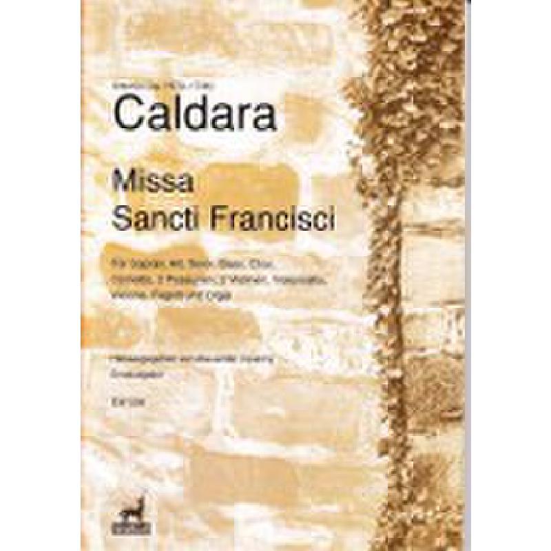 Titelbild für WALHALL 539 - MISSA SANCTI FRANCISCI