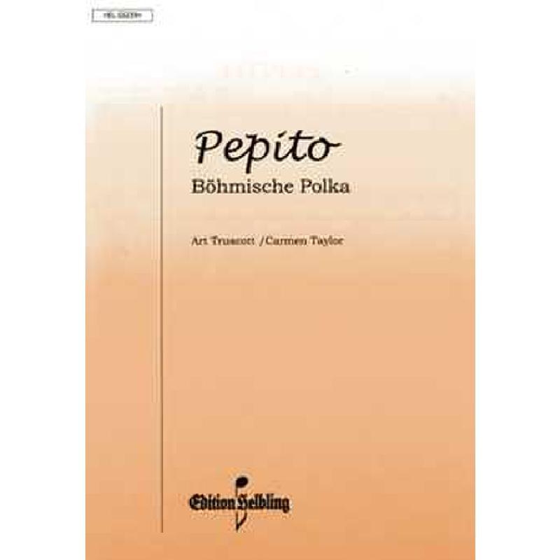 Titelbild für HELBLING .GS239H - PEPITO