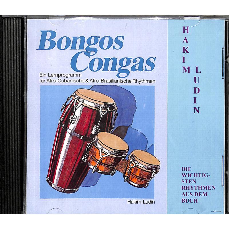 Titelbild für BM -P805 - BONGOS CONGAS