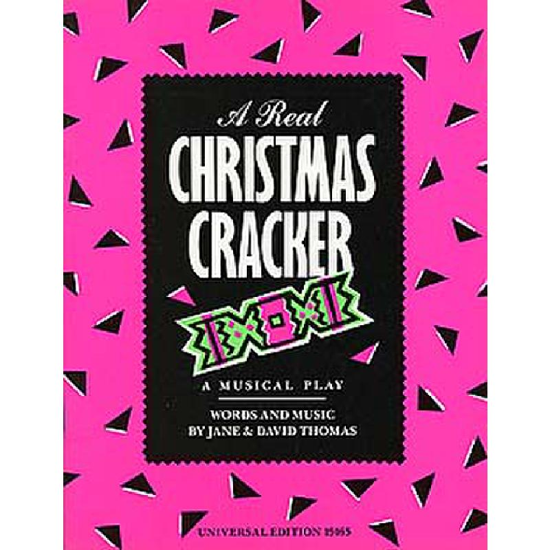 Titelbild für UE 19165 - A REAL CHRISTMAS CRACKER