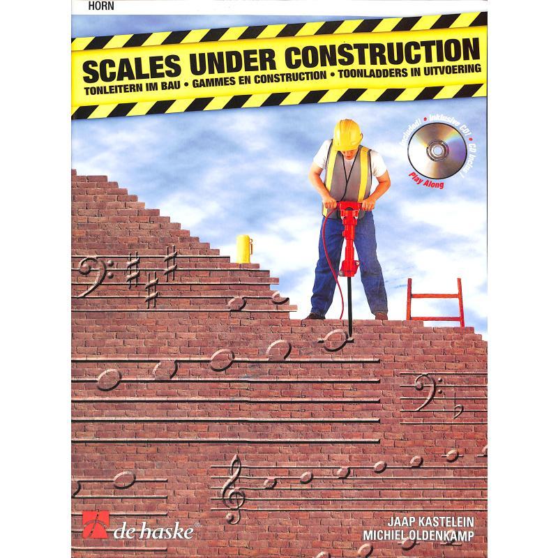 Titelbild für HASKE 1013080 - SCALES UNDER CONSTRUCTION