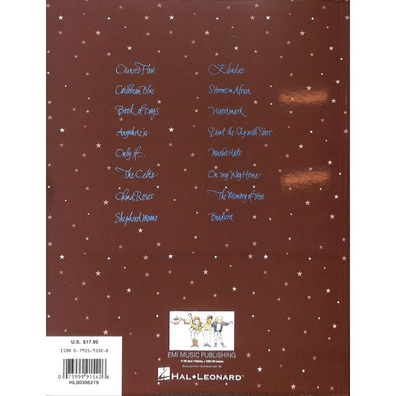 Notenbild für HL 306219 - PAINT THE SKY WITH STARS