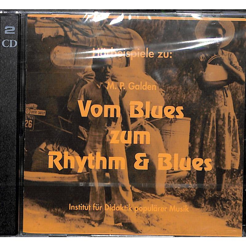 Titelbild für LUGERT 6 - VOM BLUES ZUM RHYTHM & BLUES