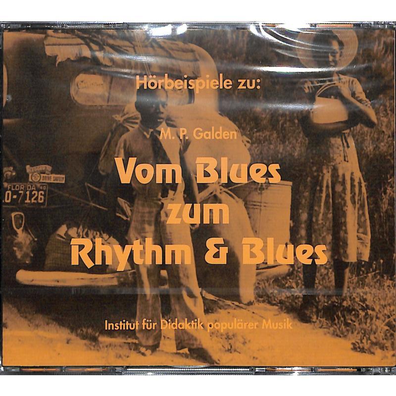 Notenbild für LUGERT 6 - VOM BLUES ZUM RHYTHM & BLUES