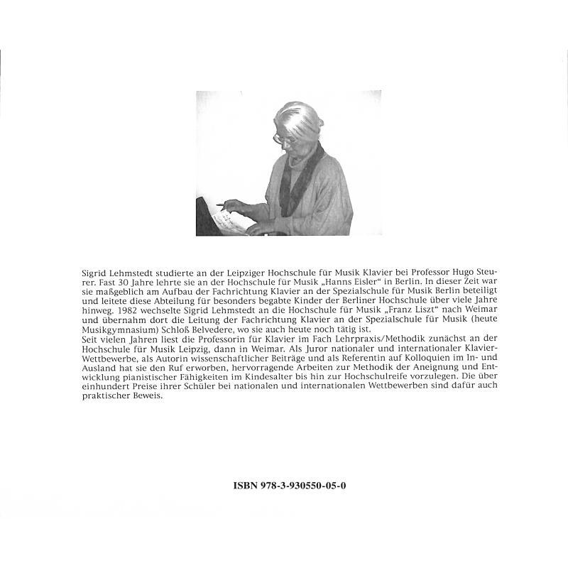 Notenbild für KAMPRAD 05-9 - VOR ABC DER PIANISTIK