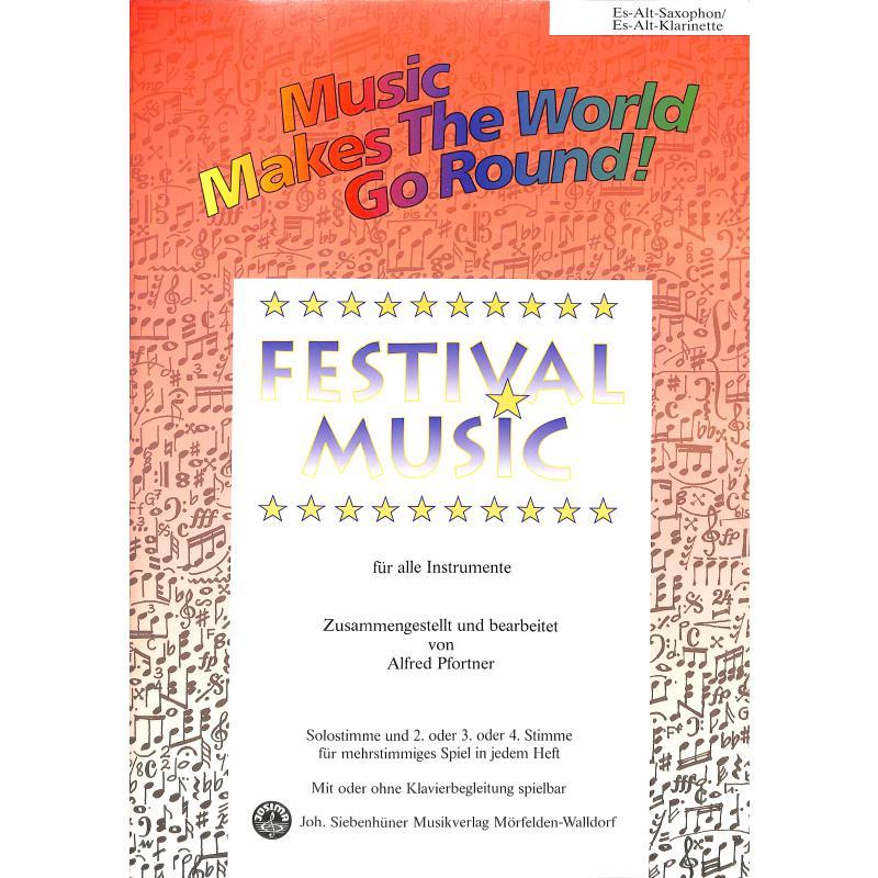 Titelbild für SIEB 21664 - FESTIVAL MUSIC