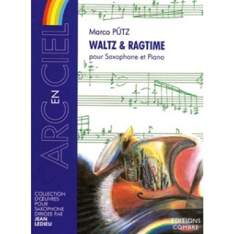 Titelbild für COMBRE 6666 - WALTZ + RAGTIME
