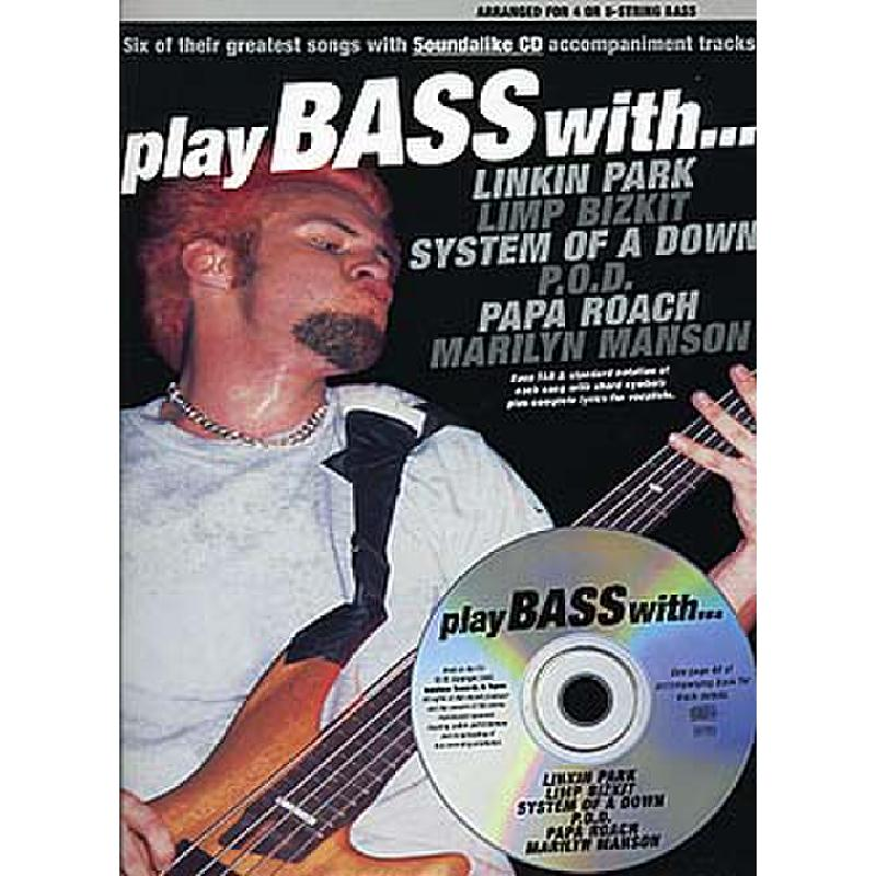 Titelbild für MSAM 974974 - PLAY BASS WITH