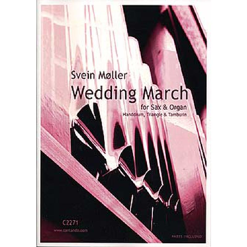 Titelbild für CANTANDO -C2271 - WEDDING MARCH