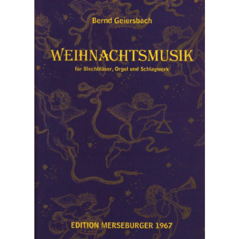 Titelbild für MERS 1967 - WEIHNACHTSMUSIK IN 3 TEILEN