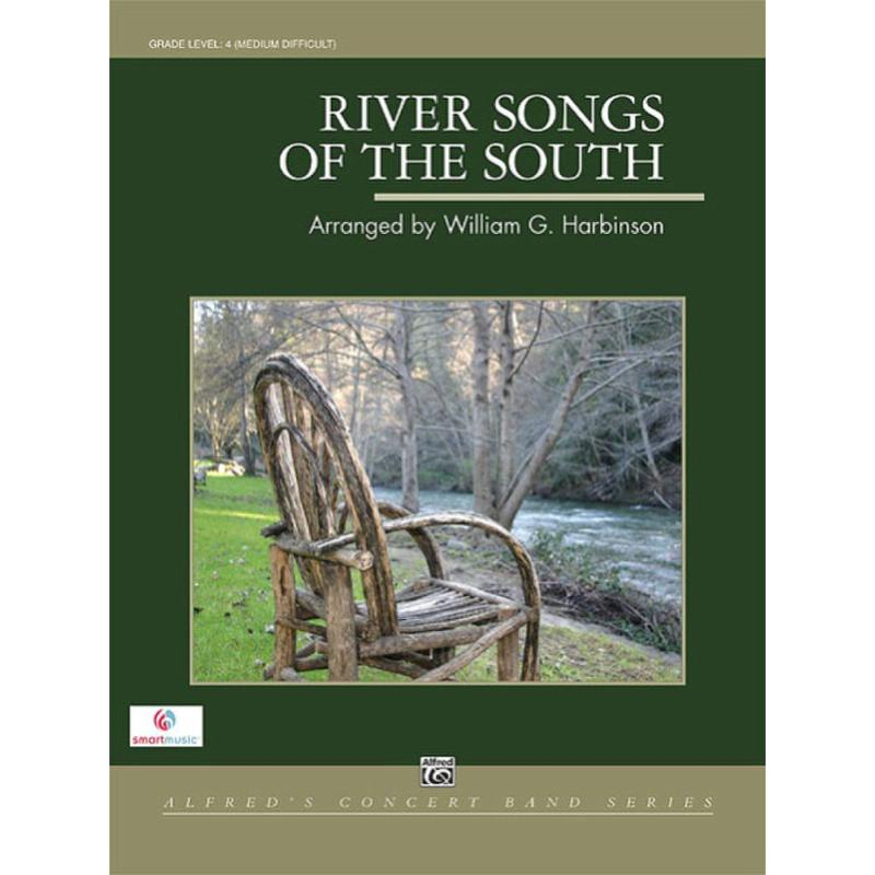Titelbild für ALF 26838S - RIVER SONGS OF THE SOUTH