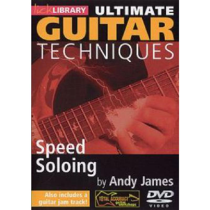 Titelbild für RDR 0263 - ULTIMATE GUITAR TECHNIQUES