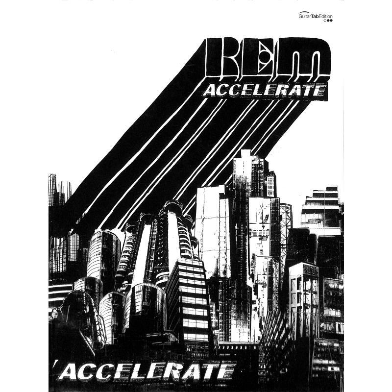 Titelbild für ISBN 0-571-53231-4 - ACCELERATE
