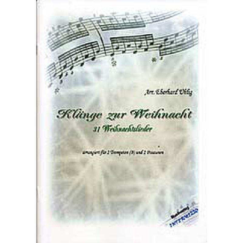 Titelbild für INTERMEZZO 100-0 - KLAENGE ZUR WEIHNACHT