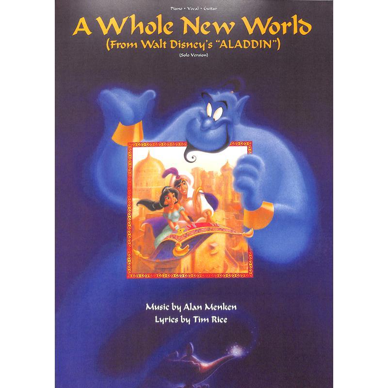 Titelbild für HL 353055 - A WHOLE NEW WORLD