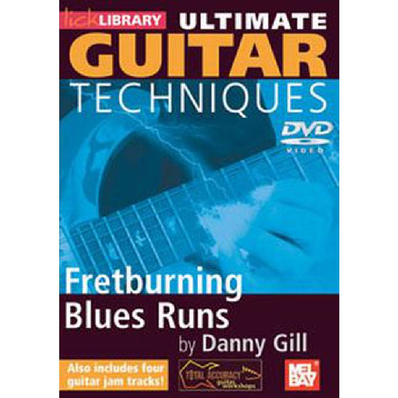 Titelbild für RDR 0128 - ULTIMATE GUITAR TECHNIQUES
