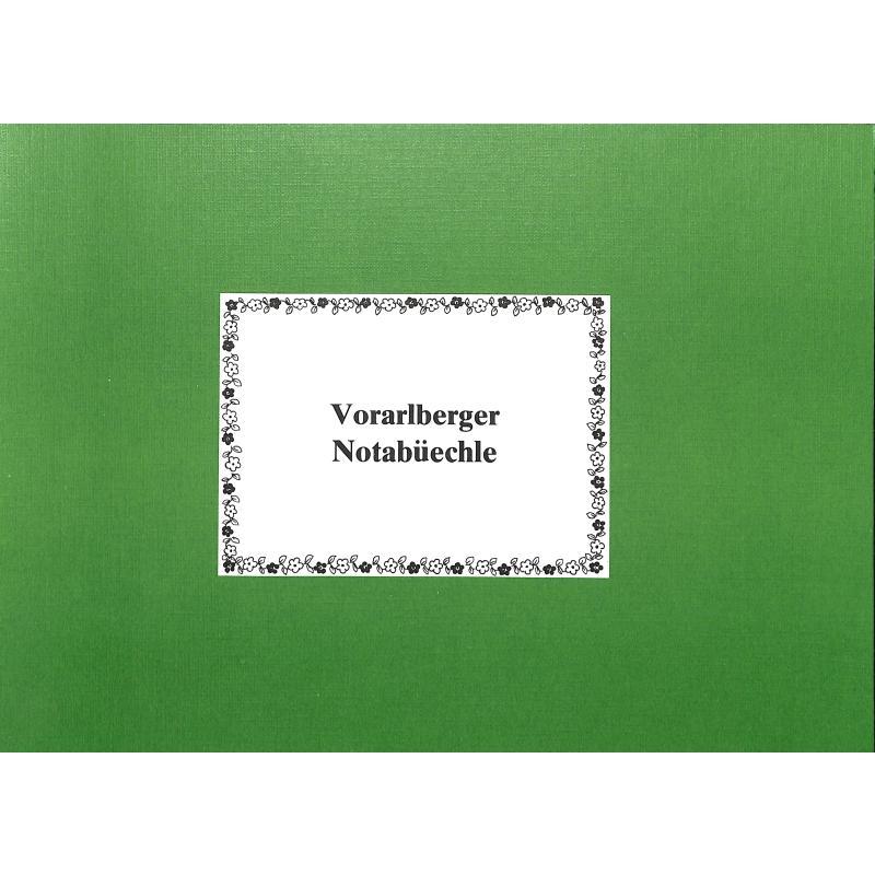 Titelbild für ABEL 3 - VORARLBERGER 3 NOTABUEECHLE 3