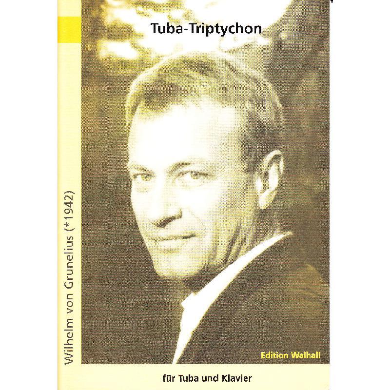Titelbild für WALHALL 247 - TUBA TRIPTYCHON