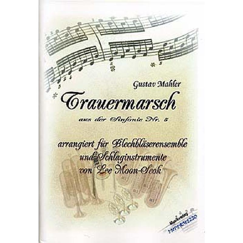 Titelbild für INTERMEZZO 123-9 - TRAUERMARSCH (SINFONIE 5)