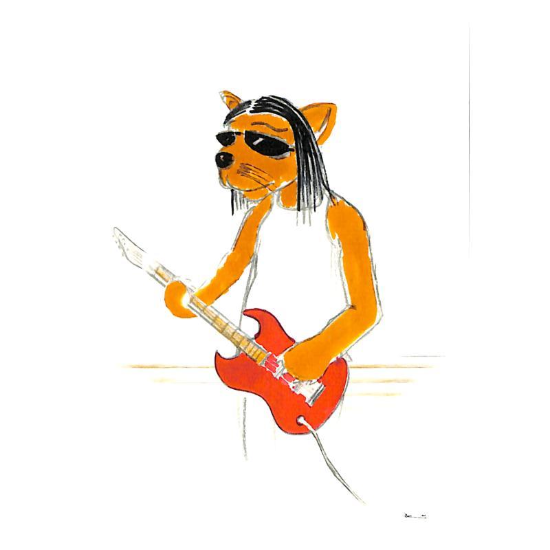 Titelbild für SCHNIER 124004-4 - ZOOLU MUSIC CARD - PUMA