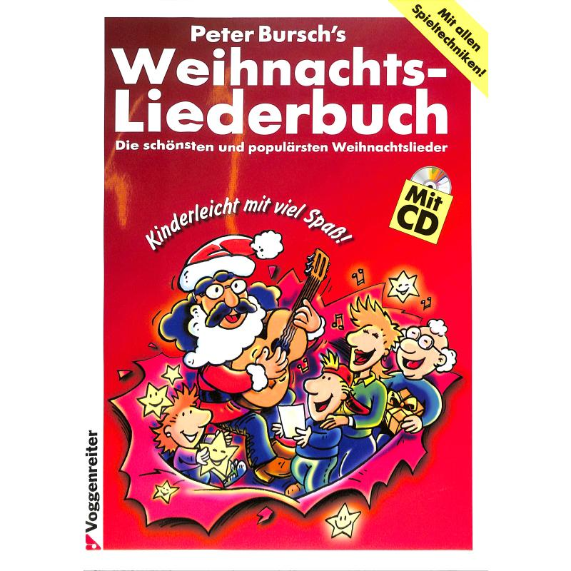 Titelbild für VOGG 0303-3 - WEIHNACHTSLIEDERBUCH