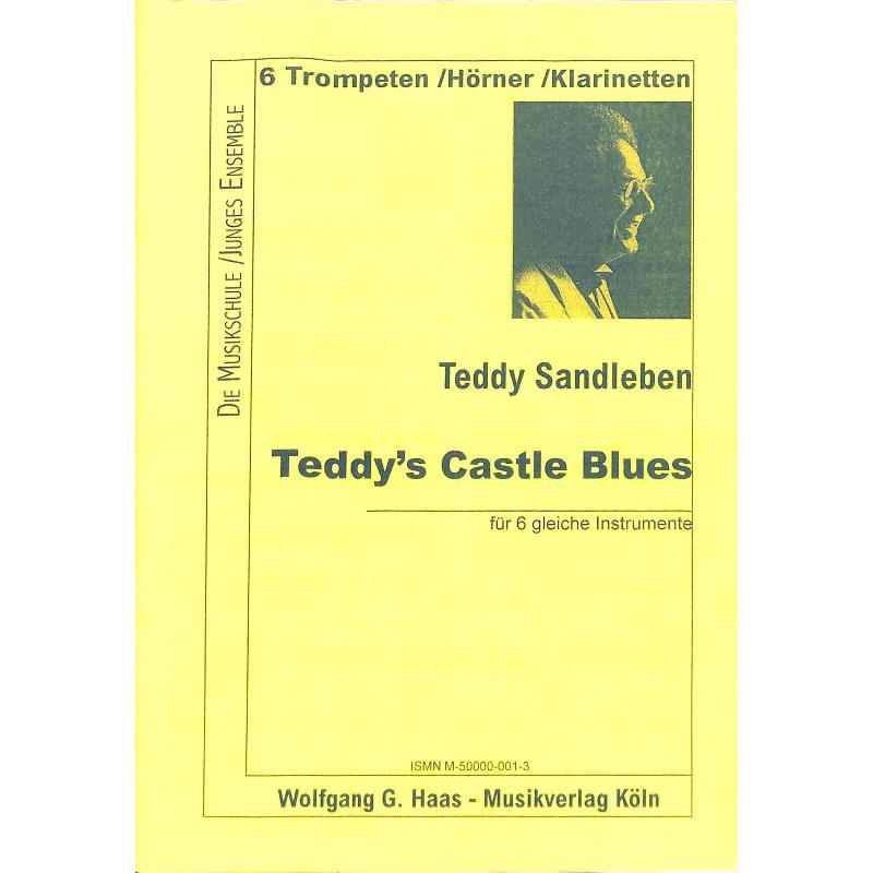 Titelbild für HAAS 001-3 - TEDDY'S CASTLE BLUES