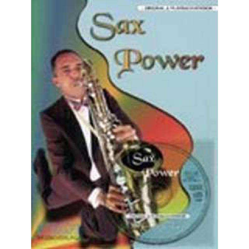 Titelbild für ECHO 023530 - SAX POWER